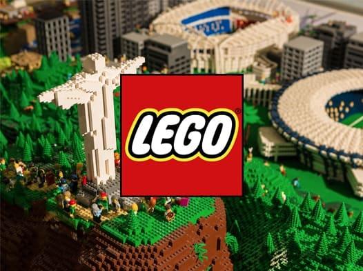 ADS conquista mídia mundial para a LEGO nos jogos olímpicos Rio 2016